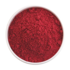Dehydrated Raspberry Powder for Molecular Gastronomes