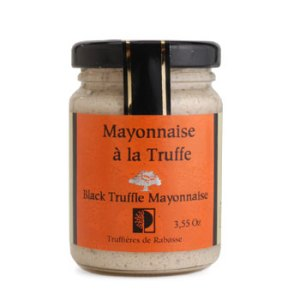 Delish-sounding Black Truffle Mayonnaise