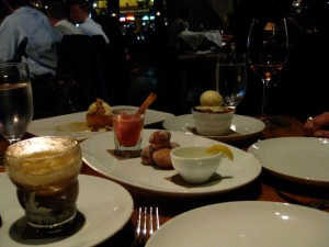 dessert overload