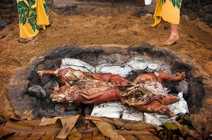 Example of Traditional Kalua Pig, courtesy of Flickr