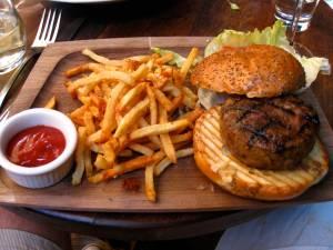 a great hamburger