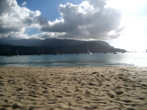 I mean....come. on.  This is Hanalei Bay, one of the most special places...you know