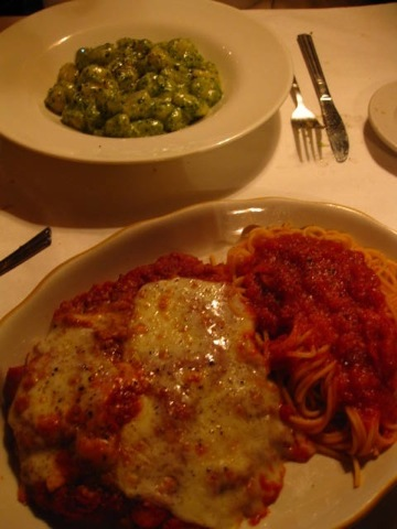Dinner at Florio's