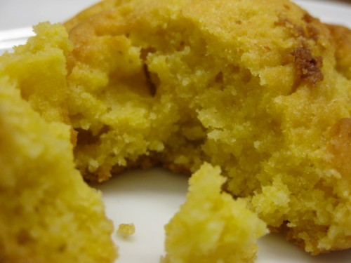 the corn cookie
