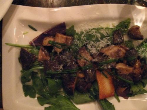 Mushroom Salad- Amazing