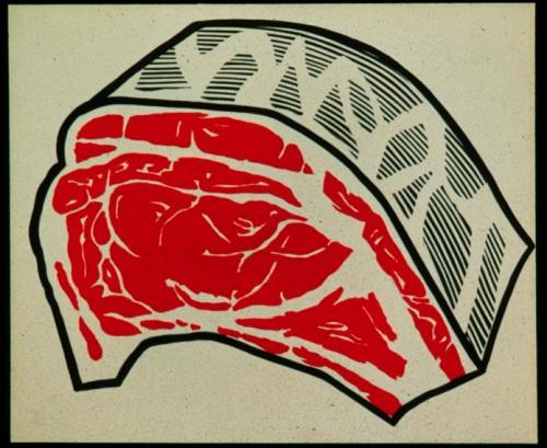 r-lichtenstein-meat1
