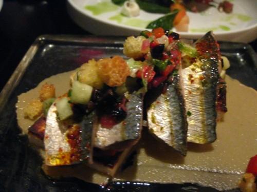 gorgeous sardines