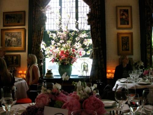 the elegant room upstairs