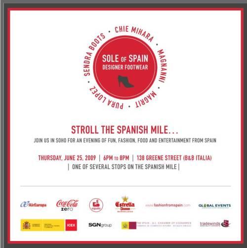 spanish mile
